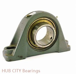 HUB CITY FB220DRW X 1-11/16  Flange Block Bearings