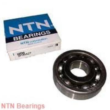 90 mm x 190 mm x 43 mm  NTN NJ318E cylindrical roller bearings