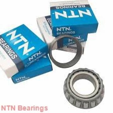 22 mm x 39 mm x 17 mm  NTN NA49/22R needle roller bearings