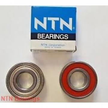 90 mm x 190 mm x 43 mm  NTN 21318K spherical roller bearings