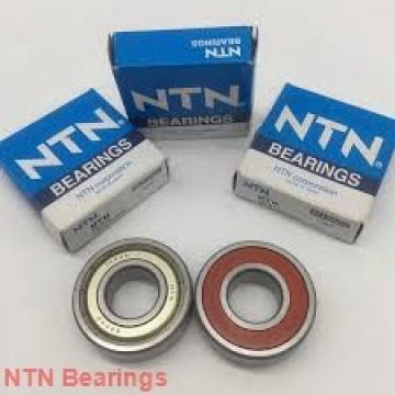 70 mm x 110 mm x 20 mm  NTN 7014DT angular contact ball bearings