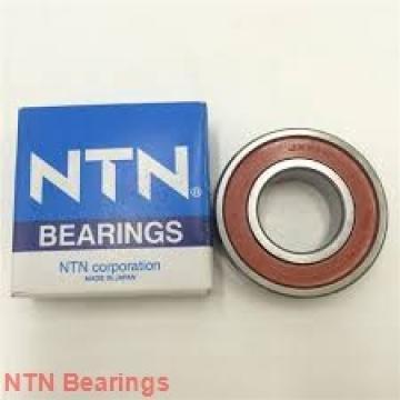 90 mm x 190 mm x 43 mm  NTN NU318E cylindrical roller bearings