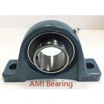 AMI MUCHPL203RFW  Hanger Unit Bearings