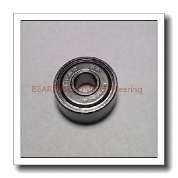 BEARINGS LIMITED W208 PPB6 BLK Bearings