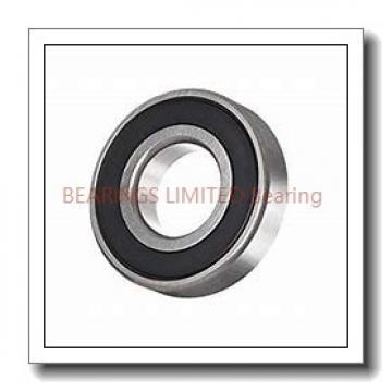 BEARINGS LIMITED SSR20-2RS FM222  Single Row Ball Bearings