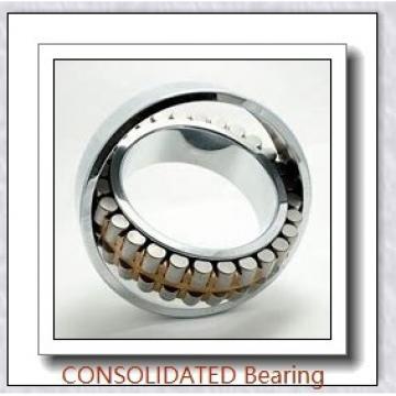 CONSOLIDATED BEARING F63801-2RS  Single Row Ball Bearings