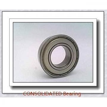 CONSOLIDATED BEARING FR-1/4  Single Row Ball Bearings