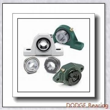 DODGE F4B-GTM-203  Flange Block Bearings