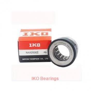 0.669 Inch | 17 Millimeter x 0.984 Inch | 25 Millimeter x 0.787 Inch | 20 Millimeter  IKO RNAFW172520  Needle Non Thrust Roller Bearings