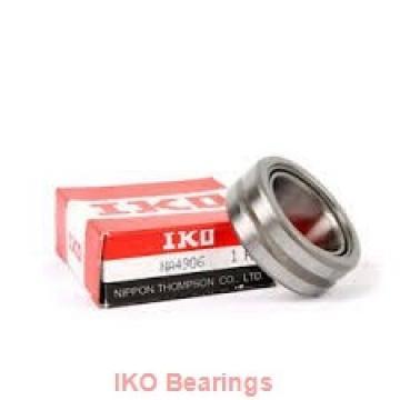 0.669 Inch | 17 Millimeter x 0.945 Inch | 24 Millimeter x 0.984 Inch | 25 Millimeter  IKO TA1725Z  Needle Non Thrust Roller Bearings