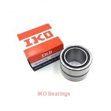 0.625 Inch | 15.875 Millimeter x 0.813 Inch | 20.65 Millimeter x 1 Inch | 25.4 Millimeter  IKO BA1016ZOH  Needle Non Thrust Roller Bearings