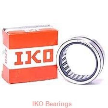 0.75 Inch | 19.05 Millimeter x 1 Inch | 25.4 Millimeter x 0.5 Inch | 12.7 Millimeter  IKO YB128/MF3  Needle Non Thrust Roller Bearings