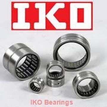 1 Inch | 25.4 Millimeter x 1.25 Inch | 31.75 Millimeter x 0.5 Inch | 12.7 Millimeter  IKO BAM168  Needle Non Thrust Roller Bearings
