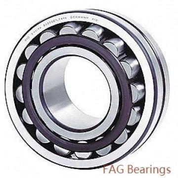 55 mm x 115 mm x 31 mm  FAG T7FC055  Roller Bearings