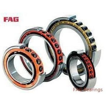 320 mm x 580 mm x 208 mm  FAG 23264-E1A-MB1  Roller Bearings