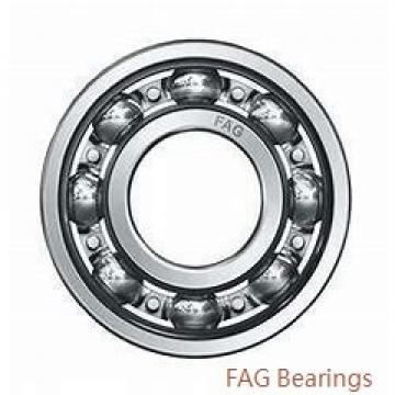 45 mm x 85 mm x 19 mm  FAG 6209  Single Row Ball Bearings