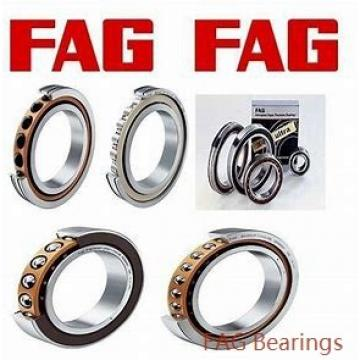 240 mm x 500 mm x 155 mm  FAG 22348-E1A-K-MB1  Roller Bearings