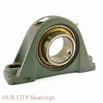 HUB CITY B250 X 1-11/16  Mounted Units & Inserts
