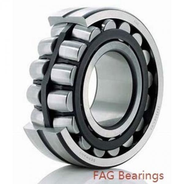 60 mm x 110 mm x 22 mm  FAG 7212-B-TVP  Angular Contact Ball Bearings #2 image