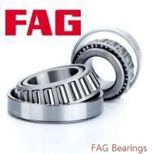 60 mm x 110 mm x 22 mm  FAG 7212-B-TVP  Angular Contact Ball Bearings #1 image